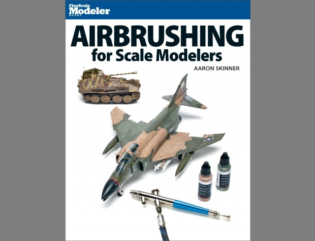 Cover Airbrushing for Scale Modelers  Kalmbach Media