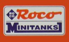 1:87 Postbus 120-ON, ÖPT, Roco, 05417 (Roco Minitanks 05417)