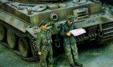 Verlinden Productions 1:35 Soviet Tanker Captured 2 Resin Figures Kit #2472