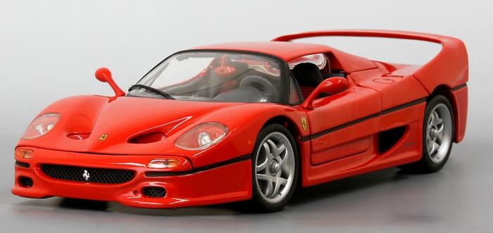Ferrari F50 Hot Wheels 50430