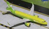1:200 Airbus A320neo S7 Airlines (Gemini Jets G2SBI697)