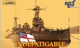 1:350 HMS Indefatigable (Combrig Models 3531FH/WL)