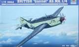 "1:72 British ""Gannet"" AS.MK.1/4 (Trumpeter 01629)"