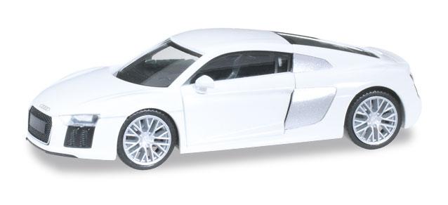 """Herpa Audi R8 V10 plus Safety Car /""""24h Nürburgring/"""" 102001-1//87"""