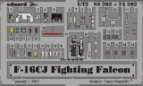 1:72 F-16CJ Fighting Falcon (Eduard SS202)